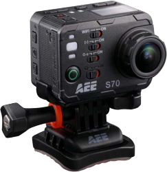 Фото рыболовной видеокамеры AEE MagiCam S70