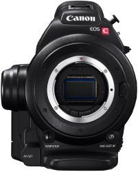Фото камеры Canon EOS C100 Dual Pixel CMOS AF