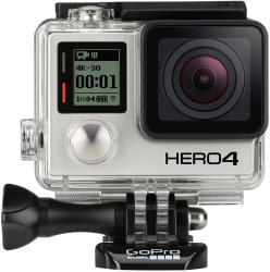 Фото рыболовной видеокамеры GoPro HD Hero 4 Silver Edition