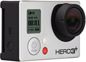 Фото рыболовной видеокамеры GoPro HD Hero 3+ Black Edition