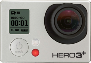 фото GoPro HD Hero 3+ Silver Edition