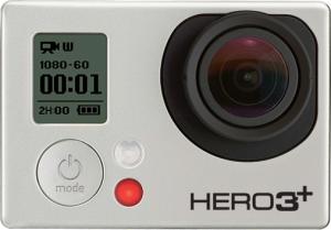 Фото рыболовной видеокамеры GoPro HD Hero 3+ Silver Edition