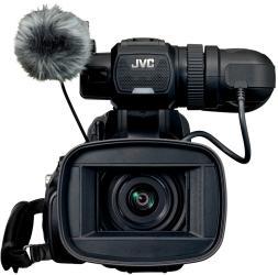 Фото камеры JVC GY-HM70E