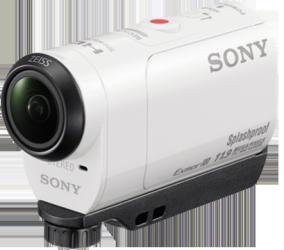 Фото камеры Sony HDR-AZ1