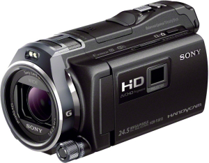 Фото камеры Sony HDR-PJ810E