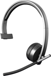 Фото наушников Logitech Wireless Headset Mono H820e