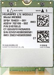 Модуль мобильной широкополосной связи HP lt4112 LTE/HSPA+ W8.1 WWAN J8F07AA SotMarket.ru 7750.000