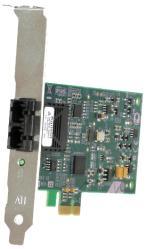 фото Оптическая сетевая карта Allied Telesis AT-2711FX