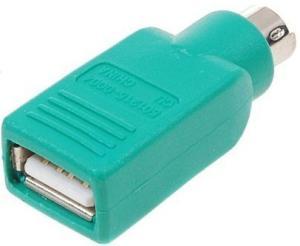 фото Переходник PS/2 (MD6-F) - USB DAHAN DH-USB012A