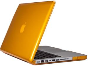 "фото Чехол для Apple MacBook Pro 15"" Speck SeeThru SPK-A1486 Batternut Squash"