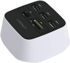 USB хаб Crown Combo CMCU-660 SotMarket.ru 660.000