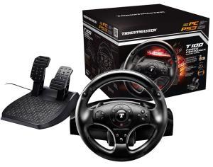 Thrustmaster T100 Force Feedback Racing Wheel SotMarket.ru 6380.000