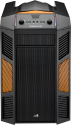 фото Aerocool XPredator Cube Orange Edition