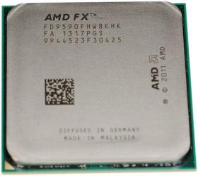 AMD FX-9590 Vishera (4700MHz, AM3+, L3 8192Kb) OEM