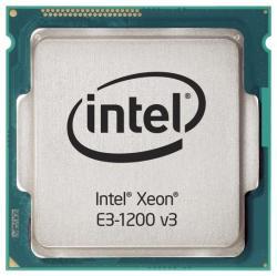 Intel Xeon E3-1240V3 Haswell (3400MHz, LGA1150, L3 8192Kb) EOM