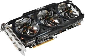 фото GIGABYTE Radeon R9 280 GV-R928WF3OC-3GD PCI-E 3.0