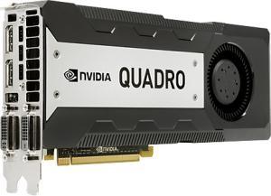 фото HP NVIDIA Quadro K6000 C2J96AA PCI-E 3.0