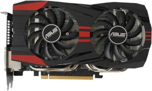 Фото Asus GeForce GTX 760 GTX760-DC2OC-2GD5 PCI-E 3.0