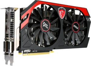 MSI GeForce GTX 780Ti GAMING 3G PCI-E 3.0