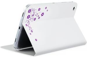 Фото чехла-книжки для планшета Samsung GALAXY Tab 3 8.0 SM-T3100 Anymode LaFleur F-BUVP006RWH