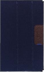 фото Чехол-книжка Snoogy SN-UNI7 текстиль