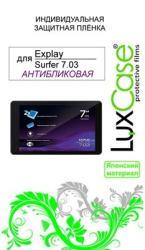 фото Защитная пленка для Explay Surfer 7.03 LuxCase антибликовая