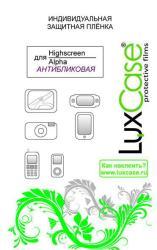 фото Защитная пленка для Highscreen Alpha Tab LuxCase антибликовая