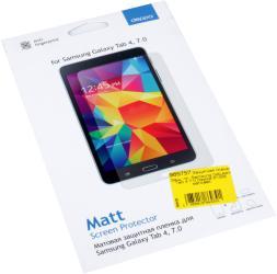 фото Защитная пленка для Samsung GALAXY Tab 4 7.0 Deppa 61338 матовая