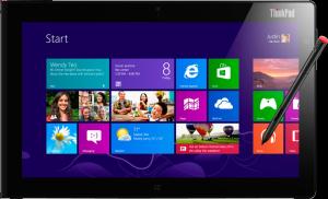 Фото планшета Lenovo ThinkPad Tablet 2 64GB N3S6JRT