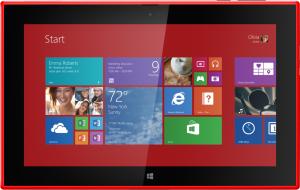 Фото планшета Nokia Lumia 2520