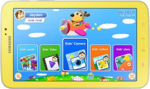 Фото планшета Samsung GALAXY Tab 3 Kids SM-T2105 Wi-Fi