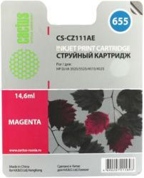 фото Картридж для HP Deskjet Ink Advantage 3525 CACTUS CS-CZ111AE
