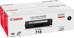 фото Комплект картриджей для Canon i-SENSYS LBP7210Cdn 718
