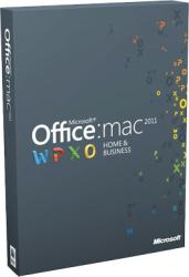 Microsoft Office 2011 for Mac Home and Business 32/64 Russian OEM SotMarket.ru 9530.000