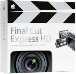 фото Apple Final Cut Express 4