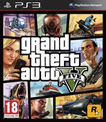 фото Rockstar Games Grand Theft Auto V 2013 PS3 русские субтитры