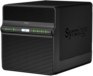 Фото NAS Synology DS414j