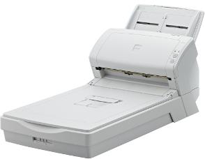 Фото сканера Fujitsu-Siemens ScanPartner SP30F