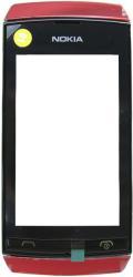 фото Корпус для Nokia Asha 305 передняя панель c сенсорным диcплеем ORIGINAL