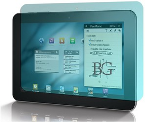 фото Защитная пленка для Samsung GALAXY Tab 8.9 P7300 Media Gadget Premium (RTL)