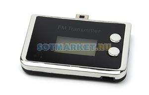 Фото FM трансмиттера HTC с пультом