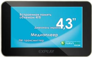 фото GPS навигатор Explay GT4