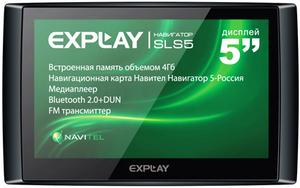 Фото Explay SLS5 Navitel