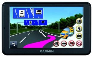 фото GPS навигатор Garmin Dezl 560LT Europe