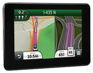 фото GPS навигатор Garmin nuvi 3590LT Russia