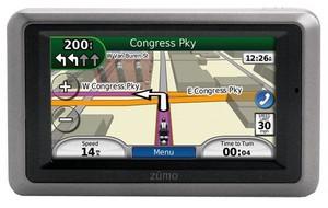 фото GPS навигатор Garmin Zumo 660