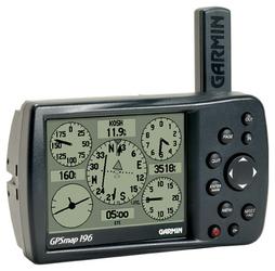 фото GPS навигатор Garmin GPSMAP 196
