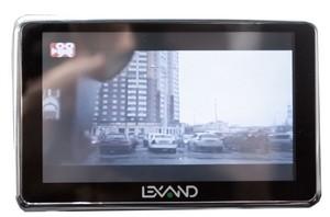 фото GPS навигатор LEXAND SR-5550 HD со встроенным видеорегистратором