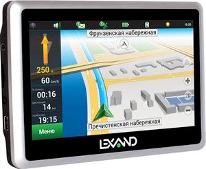 фото GPS навигатор LEXAND SU-533 HD Navitel