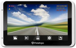 фото GPS навигатор Prestigio GeoVision 5800BTHDDVR 4GB Navitel